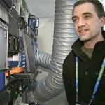 Olympia-Blog 7-2010: EVS-Server und Highlight-Schnitt