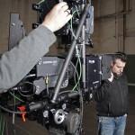 Erste Schweizer Produktion in »High-Speed Stereo-3D«