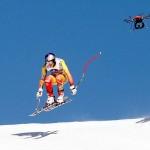 Ski-Weltcup: Oktokopter feiert Premiere beim Lauberhorn-Rennen