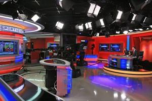 Sky Sport News HD, Studio
