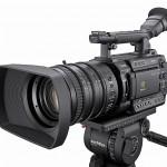 Firmware-Update und mehr Zubehör für Sonys PMW-F3
