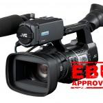 EBU: JVC-Handheld HM600/650 für TV-Einsatz geeignet