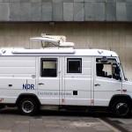 NDR stattet Ü-Wagen mit mobilen Dira-Systemen aus