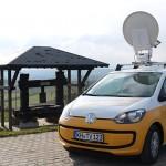Tividoo-Fahrzeug: Überall sicherer Breitband-Internet-Zugang