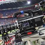 4K bei Top-Liga-Fußballspiel in den Niederlanden