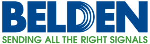 Belden, Logo, Merger