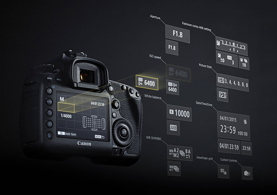 Canon: EOS 5DS und EOS 5DS R — neue Vollformat-DSLRs - film-tv-video.de
