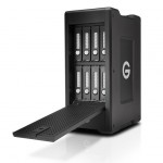 G-Technology präsentiert tragbare 8-Bay-Speicherlösungen