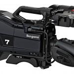 Ikegami kündigt 4K/UHD-Schulterkamera an