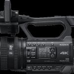 Sony PXW-Z150: neuer 4K-Handheld