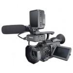 Neuer Panasonic-DV-Camcorder
