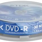 TDK: Mehr 8-cm-DVD-Rohlinge gefragt