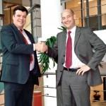 Jan Eveleens neuer CEO bei Axon