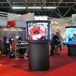 Litefast: Digital Signage auf 360-Grad-Displays von Kinoton