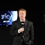 Sky plant regelmäßige Stereo-3D-Übertragungen