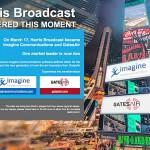 Harris Broadcast wird zu Imagine Communications und Gates Air