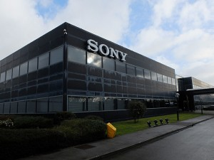 Sony, Firmengebäude Pencoed