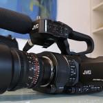 JVC liefert S35/4K-Camcorder GY-LS300 jetzt aus