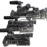 Vergleichstest HDV-Camcorder: 3er-Bande
