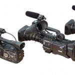 HDV-Camcorder mit HD-SDI: Alles muss raus