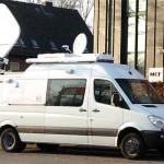 Studio Hamburg MCI baut Sat-Mobil für den NDR