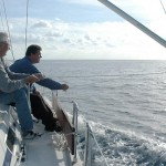 P2HD auf See