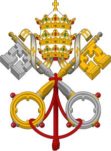 Wappen Vatikan