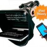 NAB2010: Das iPad als Teleprompter