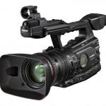 Canon präsentiert MPEG-2-Tapeless-Camcorder mit 4:2:2-Signalverarbeitung