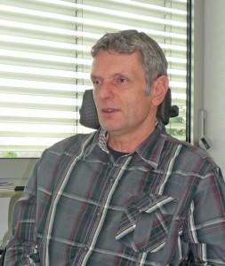 Peter Matthäi, CEO von MBF