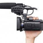 Sony: NXCAM-Camcorder HXR-NX30E