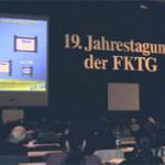 19. FKTG-Jahrestagung: Großer Zuspruch