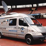 Ü-Wagen fürs Web: Wige-Streamliner