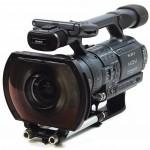 Mehr Zubehör für HDV-Camcorder