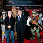 Star-Wars-Premiere in Berlin mit digitaler Projektion
