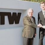 Firmenübergabe bei RTW