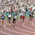 Leichtathletik-WM: HD-Bilder via Broadcast NGN