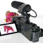 Test Sony HXR-MC50: Kleiner Vorteil