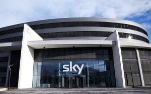 Sky, Hauptgebäude
