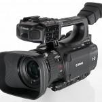 Firmware-Update erweitert Formatoptionen der Canon-XF-Camcorder