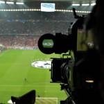 Champions-League-Halbfinale: 4K-Test inklusive Replays