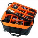 Petrol Bags: Kameratasche für Arri Alexa, Regenschutz für Canon C100