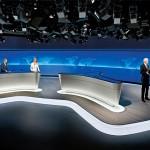 ARD-Nachrichtenstudio: Grande Dame — modernisiert