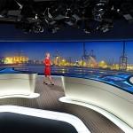 VSM-System im ARD-Nachrichtenstudio