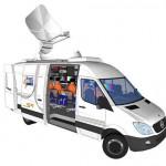 Ü-Wagen in Serie: Streamline-Konzept von Broadcast Solutions