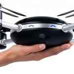 Hochwerfen und läuft: Lily Camera, der Selfie-Kopter