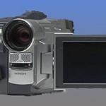 Hitachi kündigt DVD-Consumer-Camcorder an