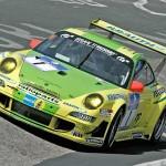 Wige an Start und Ziel: 24-Stunden-Rennen auf dem Nürburgring