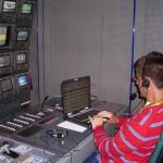 Technik bei der EM im Einsatz für ARD und ZDF