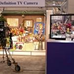 Zur IBC2008: NHK, RAI und BBC bieten Live-Schaltungen in Ultra-HD